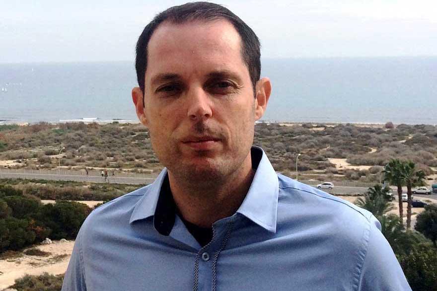Rubén Azorín, autor de cosmódromo