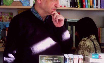 Comentario de 'Semillas de Cthulhu', terror sin piedad, una novela de José Francisco Sastre