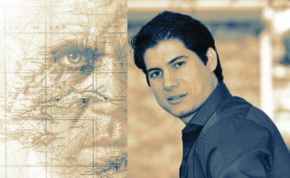 De autor teatral a escritor de aventura, Adrian Enríque, autor de A la captura de Shadowboy