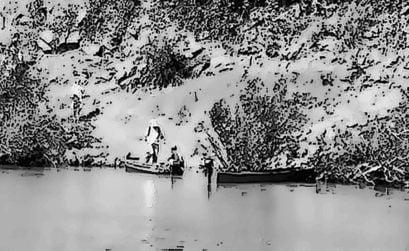 Segunda entrega de La frontera del azar, un relato de Nadie es inocente, escrito por Kike Ferrari