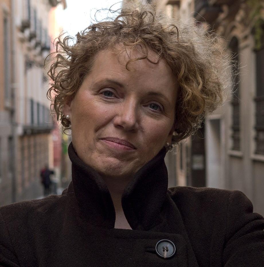 Lara Carrasco, una mujer de armas tomar