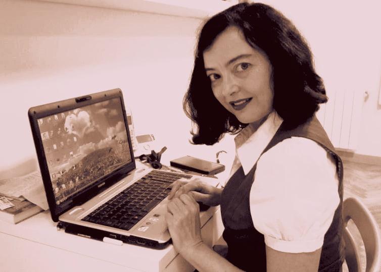 Rocío Castrillo, escritora
