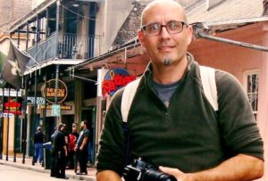 Jordi Díez reportero