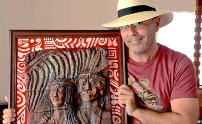 El choque de dos culturas, comentario literario de Anacaona, la última princesa del Caribe, una novela de Jordi Díez