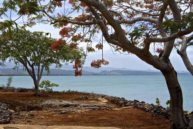 La Isabela, primera ciudad fundada por los españoles en la actual República Dominicana