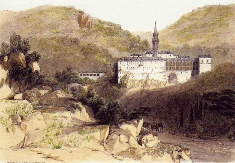 Monasterio de la Murtra (Fray Ramón Pané)