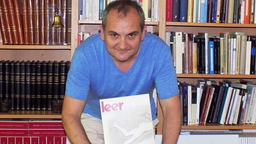 Mario Escobar, la historia convertida en best seller