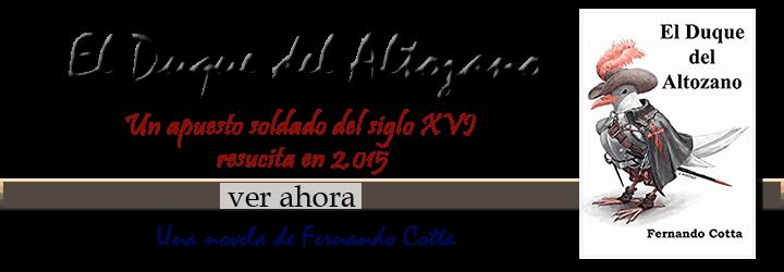 Link de compra de El Duque del Altozano