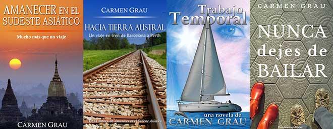 Carmen Grau, la eterna aprendiz de la vida