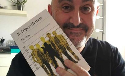 Roberto López Herrero, autor de normal, comentario