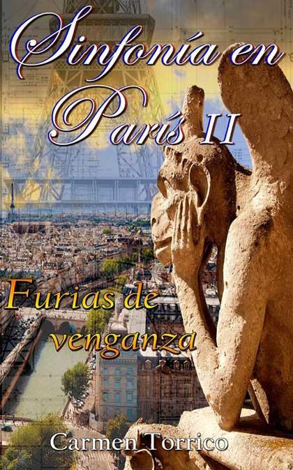 Portada de Sinfonía en París II, Furias de venganza
