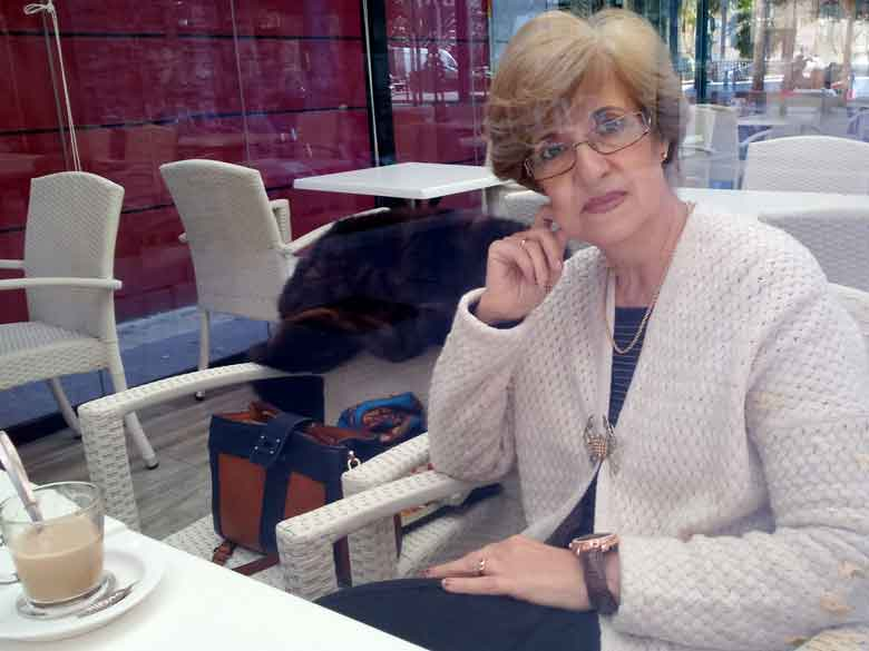 Entrevista a Carmen Torrico Aprendiendo a vivir