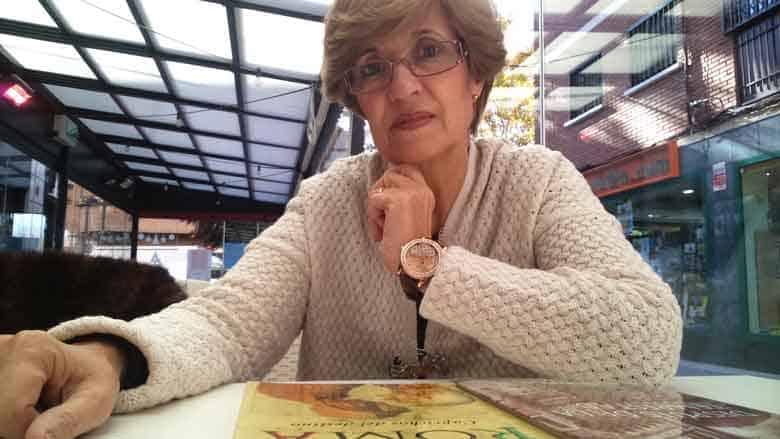 Carmen Torrico y la saga 8 días en Roma