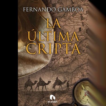 La última cripta, Fernando Gamboa, aventuras