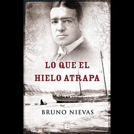 Lo que el hielo atrapa, Bruno Nievas