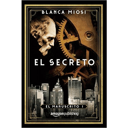 El manuscrito, de Blanca Miosi, colección El manuscrito, novela negra