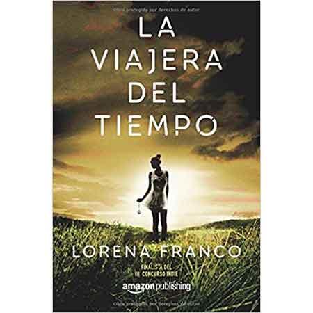 La viajera del tiempo, Lorena Franco