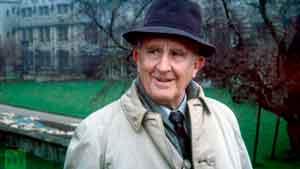Tolkien, sinónimo de magia, autor de El señor de los anillos
