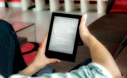 Manual para nuevos lectores de libros digitales, ebooks