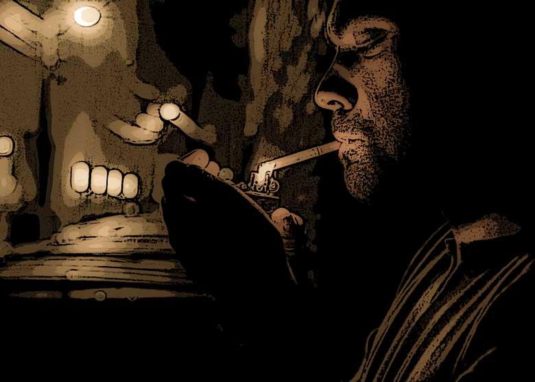 El juego del chasco, entrega de El esclavo de los nueve espejos, una novela de Raimundo Castro