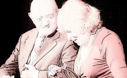 Los ancianos, entrega de qué día el de aquella noche, novela de Ignacio León Roldán