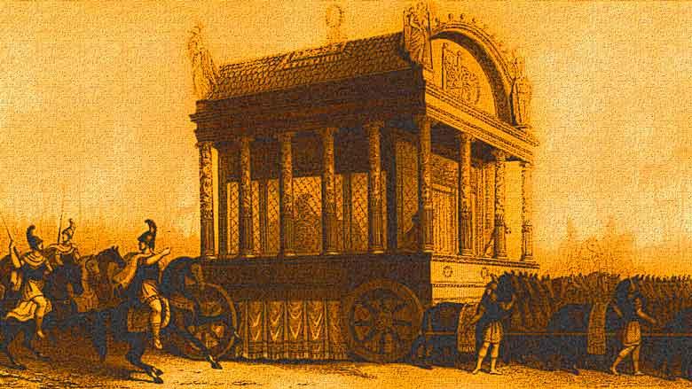 La tumba de Alejandro Magno, entrega de El coleccionista, una novela de Cecilia Barale