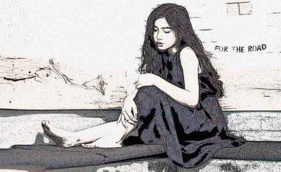 Demasiado tiempo sola, entrega de En el fin de la tierra, una novela de Rocío Castrillo