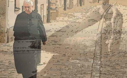 Un hombre al que siempre le gustó lo tierno, entrega de El esclavo de los nueve espejos, una novela de Raimundo Castro