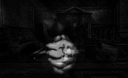 Perdón divino para un vampiro, entrega de El esclavo de los nueve espejos, una novela de Raimundo Castro