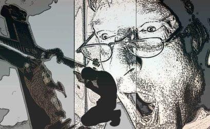 Vade retro engendro del demonio, entrega de El esclavo de los nueve espejos, de Raimundo Castro