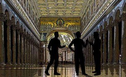 La forzada convivencia de los dioses, por Alberto Giménez Prieto