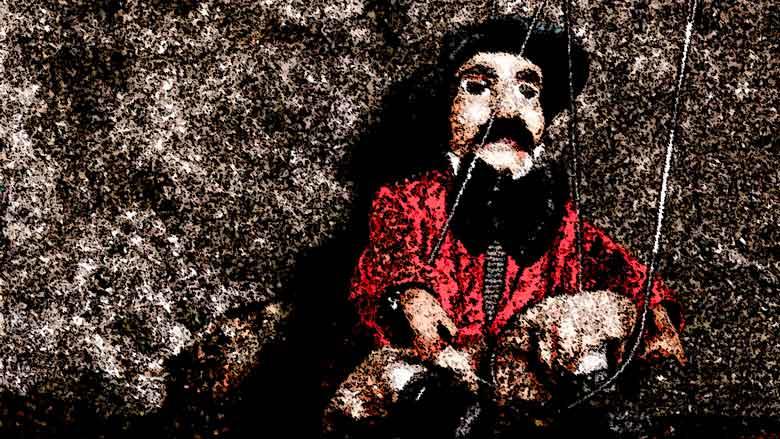 Teatro Amanecer función de marionetas, entrega 17 de la novela Qué día el de aquella noche