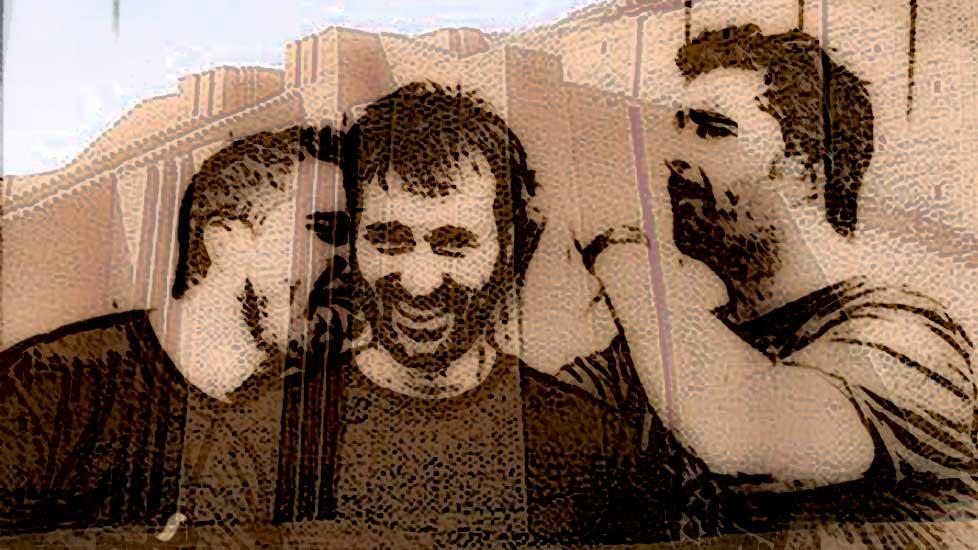 Tres amigos, entrega 29 de la novela de Cecilia Barale