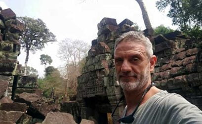 Fernando Gamboa, autor de Redención, novela de aventuras, comentario literario