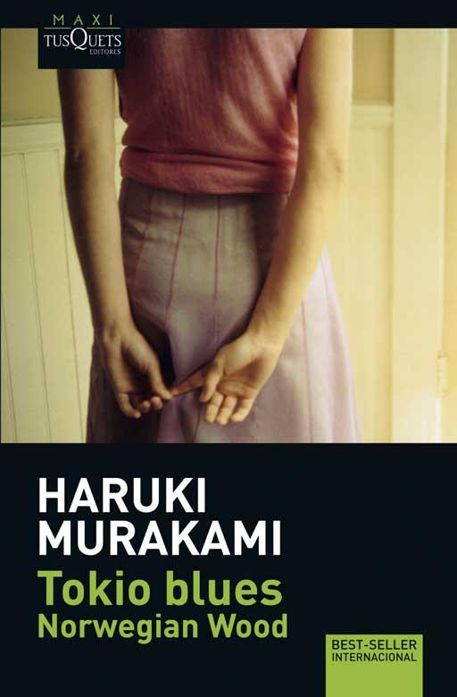 Portada de la novela Tokio Blues