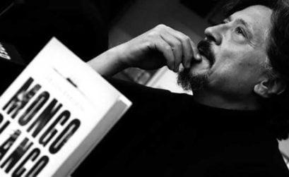 Carlos Bardem, autor de la novela Mongo Blanco