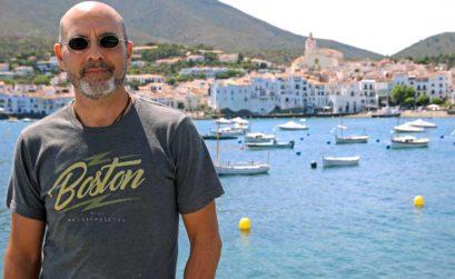 Jordi Díez, autor de la novela Punta Cana 7 noches
