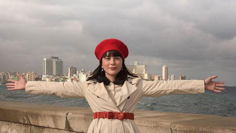 La escritora cubana Wendy Guerra, autora de Domingo de Revolución, comentario literario de Domingo de Revolución