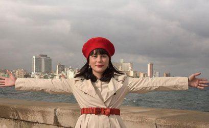 Imagen destacada de Wendy Guerra, escritora cubana