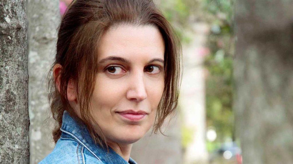 Andrea Stefanoni, autora de La abuela civil española