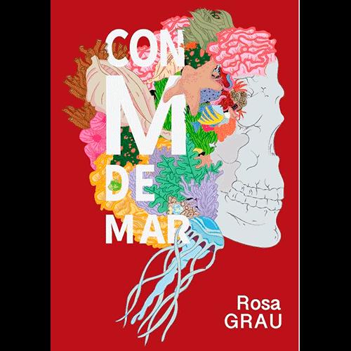 Con M de Mar, una novela de Rosa Grau, contemporánea, la muerte necesita unas vacaciones, ebook, libro digital