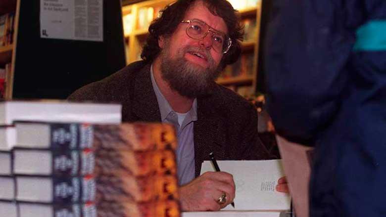 Robert Jordan, autor de la saga de La Rueda del tiempo,